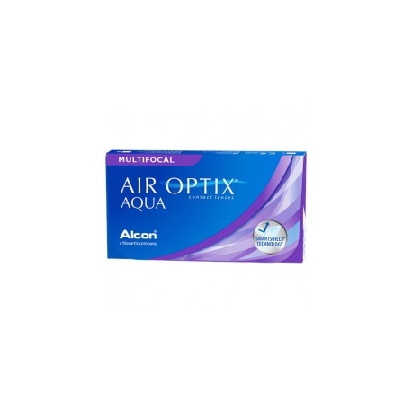 Air Optix Aqua Multifocal 3u.