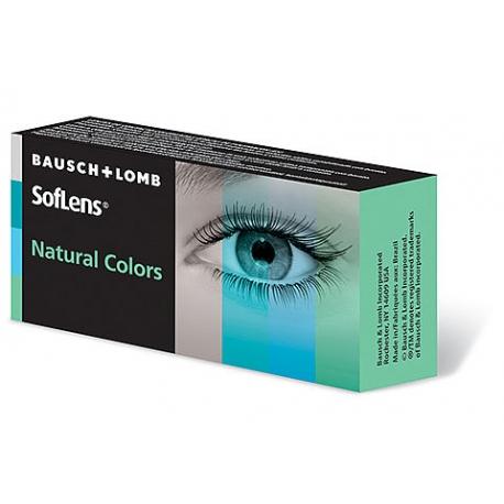 Soflens Natural Colors 2u.