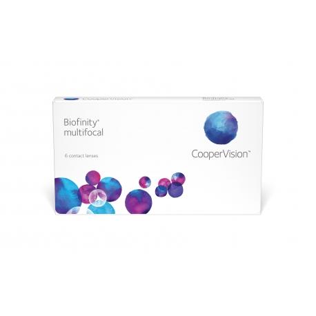 Biofinity Multifocal 6u.