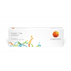 Proclear 1 Day Multifocal 30u.